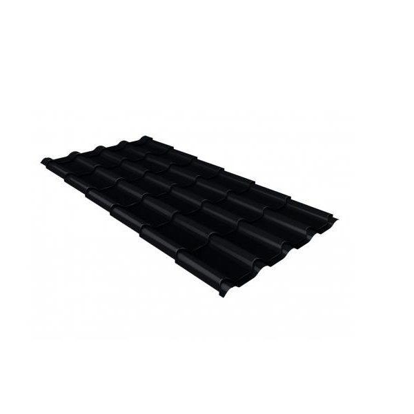 камея 0,5 Velur20 RAL 9005 черный