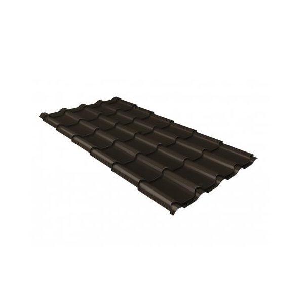 камея 0,5 Velur20 RR 32 темно-коричневый