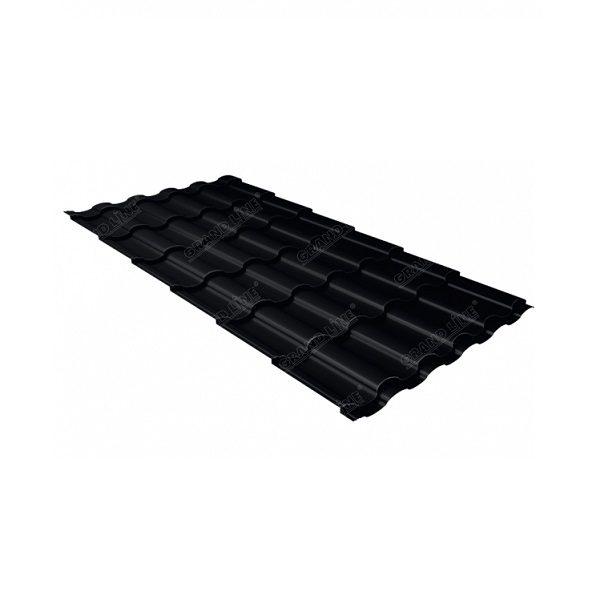 кредо 0,45 Drap RAL 9005 черный