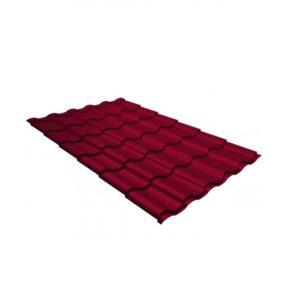 кредо 0,45 PE RAL 3003 рубиново-красный