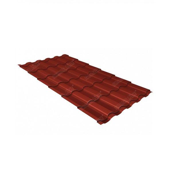 кредо 0,45 PE RAL 3009 оксидно-красный