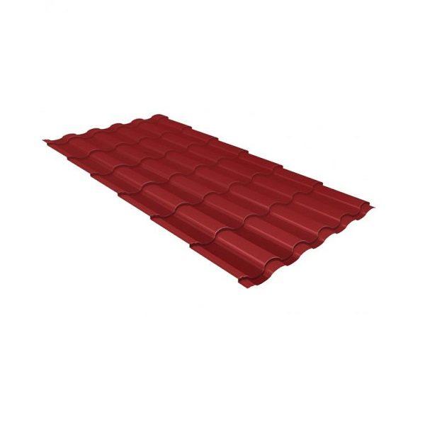 кредо 0,45 PE RAL 3011 коричнево-красный
