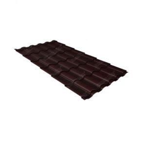 кредо 0,5 Satin Мatt RAL 8017 шоколад