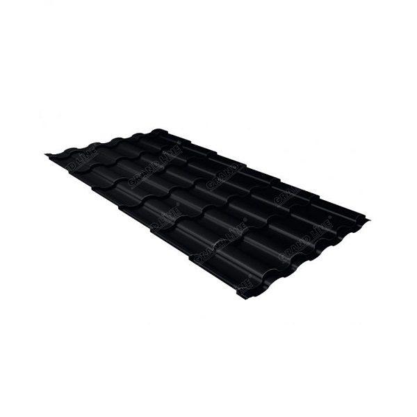кредо 0,5 Satin RAL 9005 черный