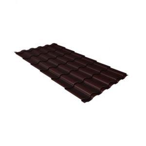 кредо 0,5 Atlas RAL 8017 шоколад