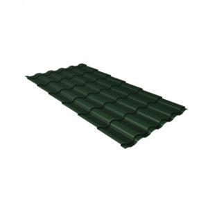 кредо 0,5 Quarzit lite RAL 6020 хромовая зелень