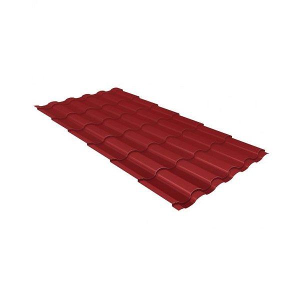 кредо 0,5 Quarzit RAL 3011 коричнево-красный