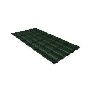 кредо 0,5 Quarzit RAL 6020 хромовая зелень