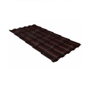 кредо 0,5 Quarzit RAL 8017 шоколад Metallic