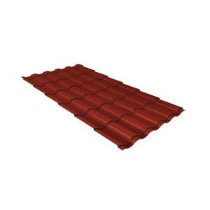 кредо 0,5 Velur20 RAL 3009 оксидно-красный
