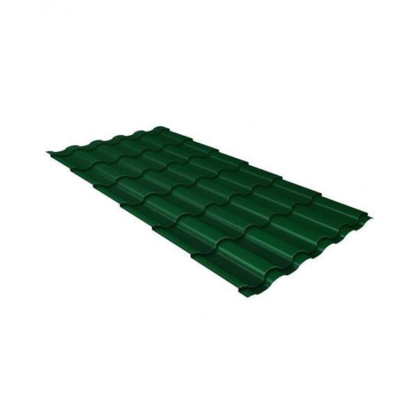 кредо 0,5 Velur20 RAL 6005 зеленый мох