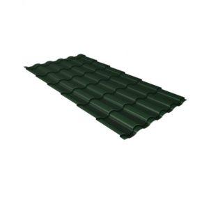 кредо 0,5 Velur20 RAL 6020 хромовая зелень