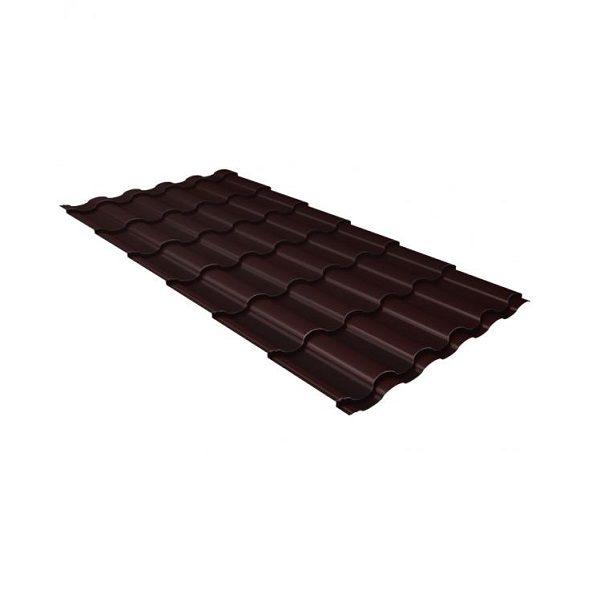 кредо 0,5 Velur20 RAL 8017 шоколад