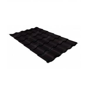 кредо 0,5 Velur20 RAL 8022 черно-коричневый