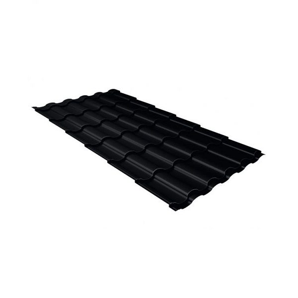 кредо 0,5 Velur20 RAL 9005 черный