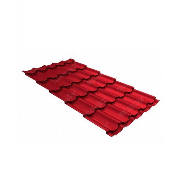 квинта плюс 0,45 PE RAL 3003 рубиново-красный