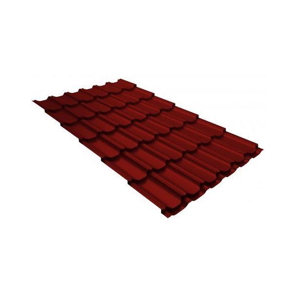 квинта плюс 0,45 PE RAL 3011 коричнево-красный
