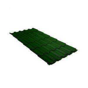 квинта плюс 0,45 PE RAL 6002 лиственно-зеленый