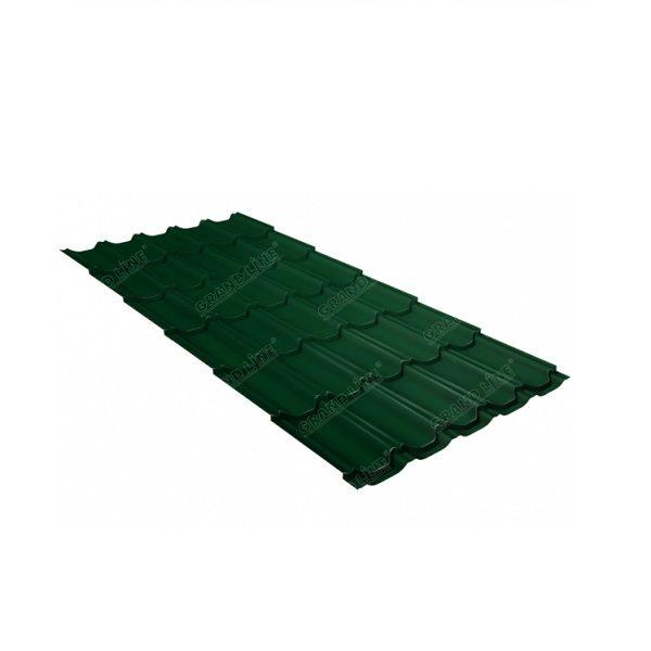 квинта плюс 0,45 PE RAL 6005 зеленый мох