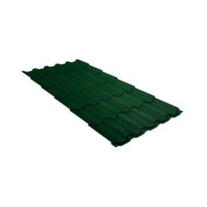 квинта плюс 0,5 Quarzit lite RAL 6005 зеленый мох