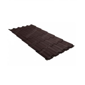 квинта плюс 0,5 Quarzit lite RAL 8017 шоколад