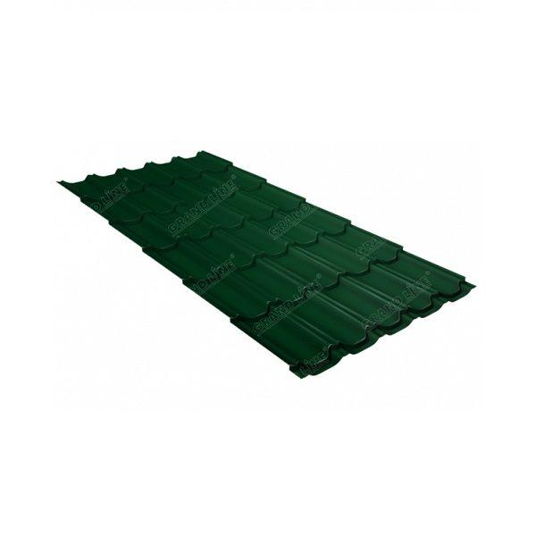 квинта плюс 0,5 Quarzit RAL 6005 зеленый мох