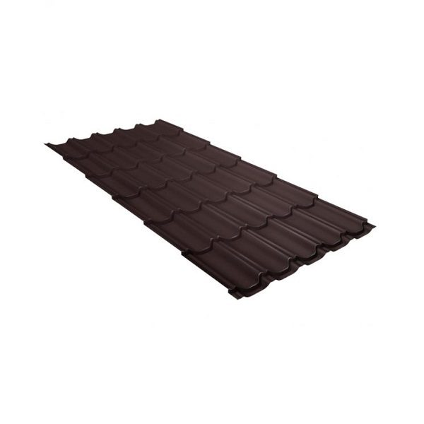 квинта плюс 0,5 Quarzit RAL 8017 шоколад