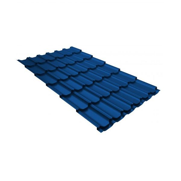 квинта плюс 0,5 Satin RAL 5005 сигнальный синий