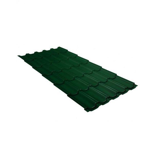 квинта плюс 0,5 Satin RAL 6005 зеленый мох