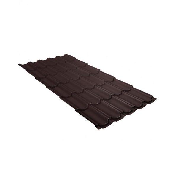 квинта плюс 0,5 Satin RAL 8017 шоколад