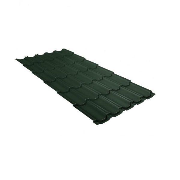 квинта плюс 0,5 Velur20 RAL 6020 хромовая зелень