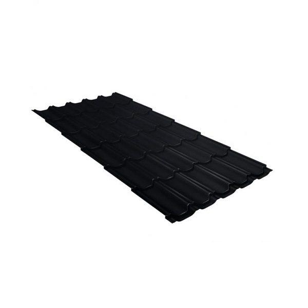квинта плюс 0,5 Velur20 RAL 9005 черный