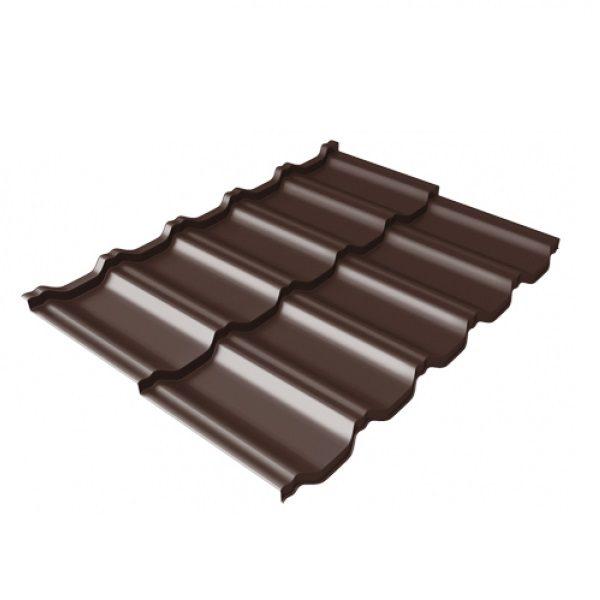 квинта Uno 0,45 Drap RAL 8017 шоколад