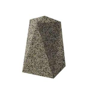 Ландшафтный элемент ВЫБОР ОП-1 Бело-черный Мытый бетон