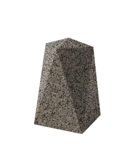 Ландшафтный элемент ВЫБОР ОП-1 Серо-красный Мытый бетон