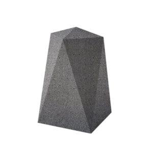 Ландшафтный элемент ВЫБОР ОП-1 Серый Мозаичный бетон