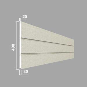 Панель стеновая Джем Декор ПС101-30