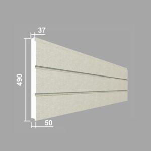 Панель стеновая Джем Декор ПС101-50