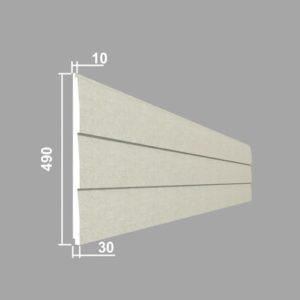 Панель стеновая Джем Декор ПС102-30