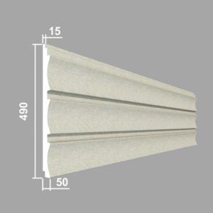 Панель стеновая Джем Декор ПС106-50