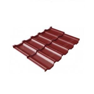 квинта Uno 0,45 PE RAL 3011 коричнево-красный