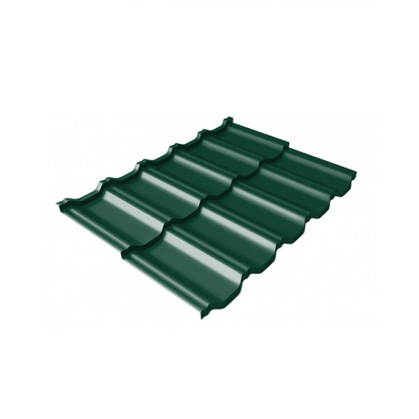 квинта Uno 0,45 PE RAL 6005 зеленый мох