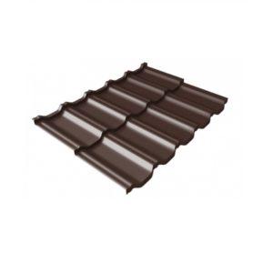 квинта Uno 0,45 PE RAL 8017 шоколад