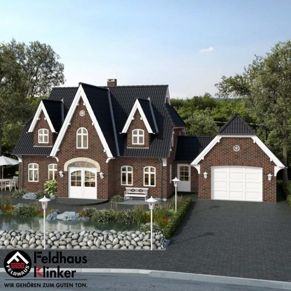 Клинкерная плитка Feldhaus Klinker Sintra R685 sintra carmesi nelino