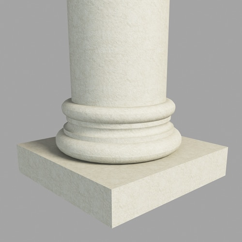 Постамент Джем Декор (100х600х600мм)