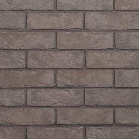 Кирпич облицовочный ручной формовки Terca Agora Titaangrijs, 215*102*65 мм
