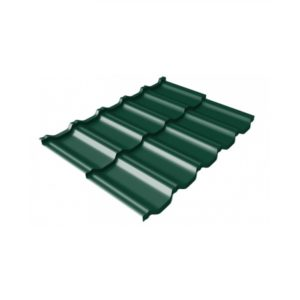 квинта Uno 0,5 Quarzit lite RAL 6005 зеленый мох
