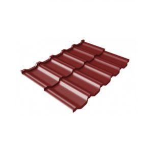 квинта Uno 0,5 Satin RAL 3011 коричнево-красный