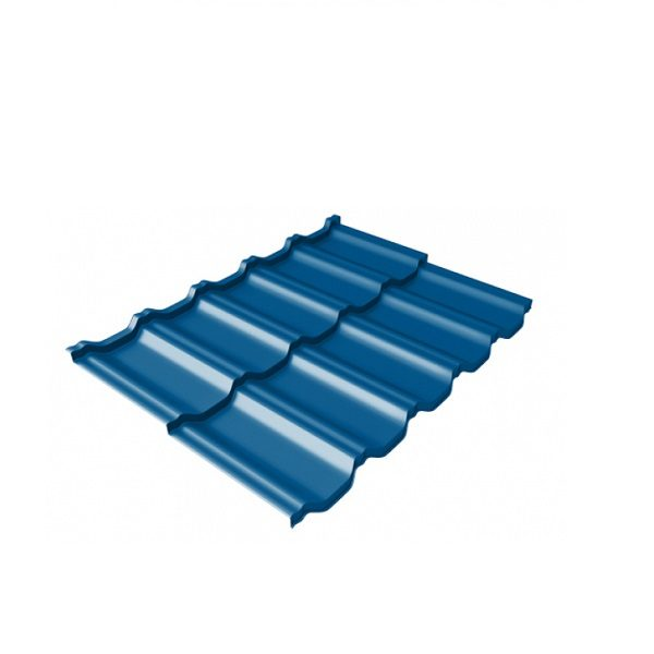 квинта Uno 0,5 Satin RAL 5005 сигнальный синий