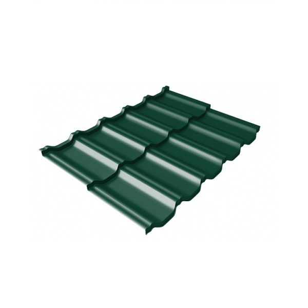 квинта Uno 0,5 Quarzit RAL 6005 зеленый мох